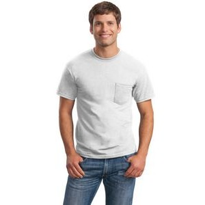 Gildan� Men's Ultra Cotton� 100% Cotton T-Shirt w/Pocket